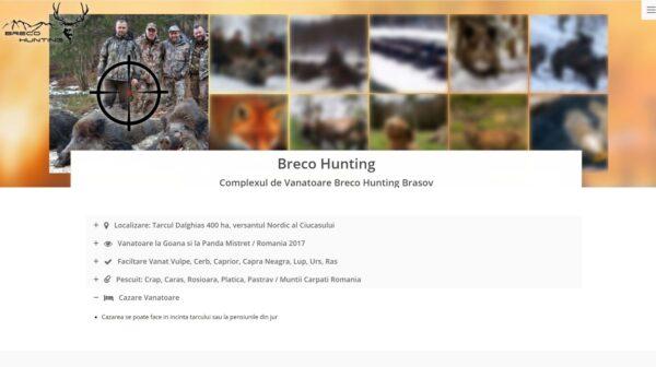 Breco Hunting Brasov